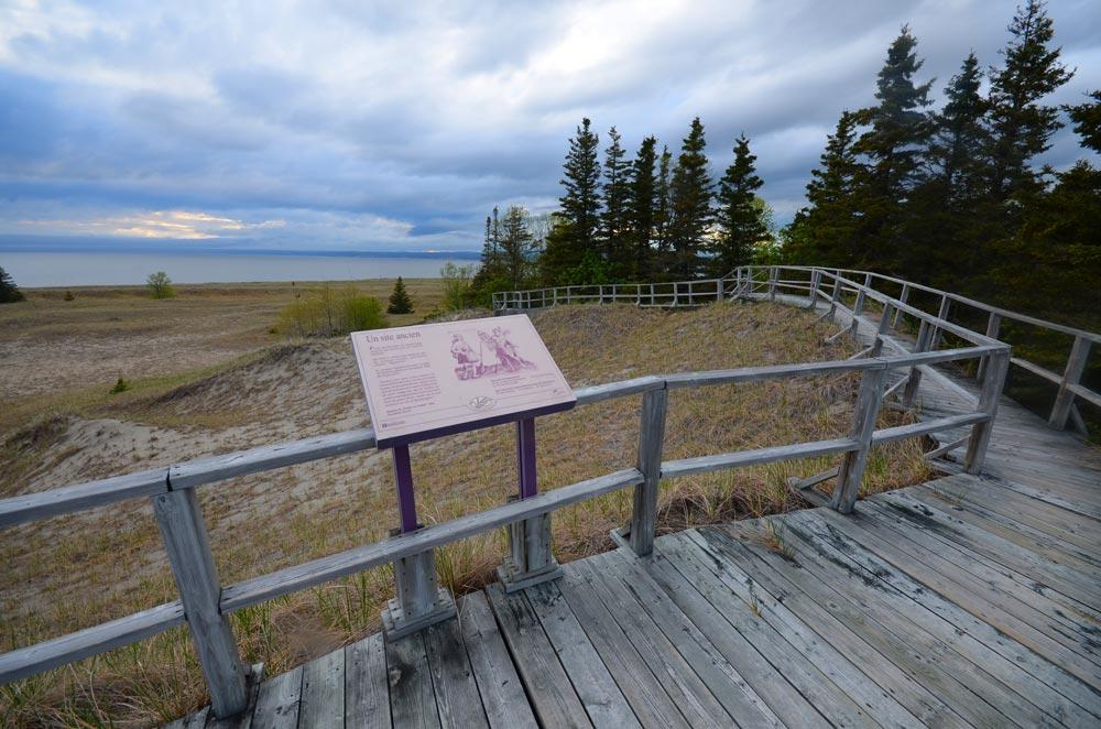 Parc Nature de Pointe-aux-OutardesParc Nature de Pointe-aux-Outardes