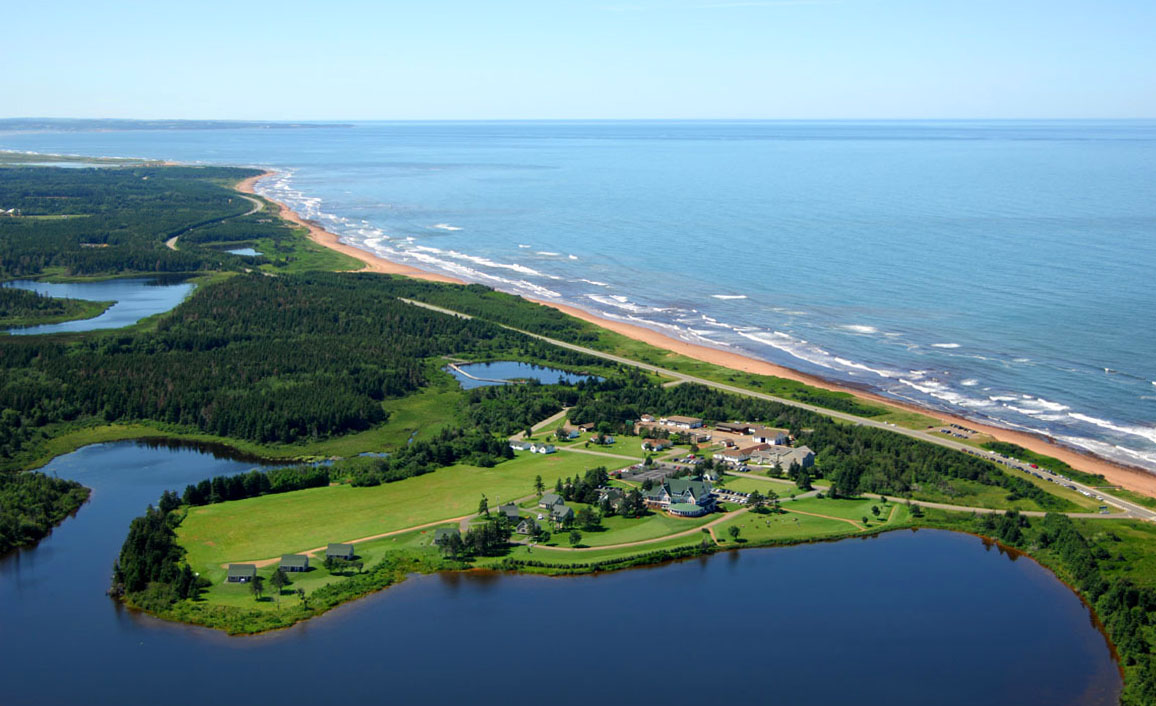 Dalvay Prince Edward Island trails