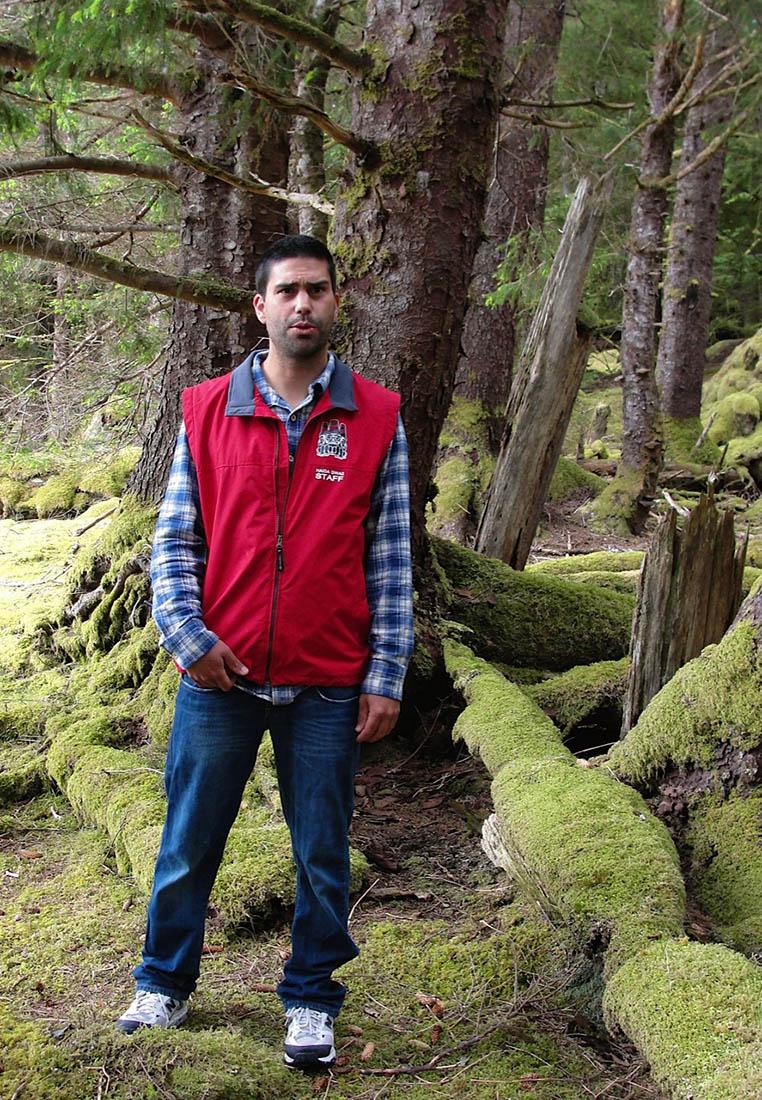 Haida Gwaii Watchmen Sean Young