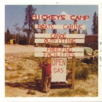 Mickey's camp, roadstories.ca