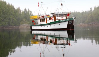 Cruising into First Nations Culture