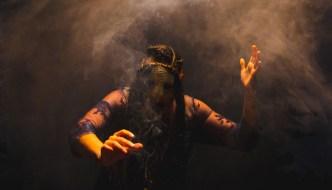 Katsitsakaste, Indigenous Artist in Residence