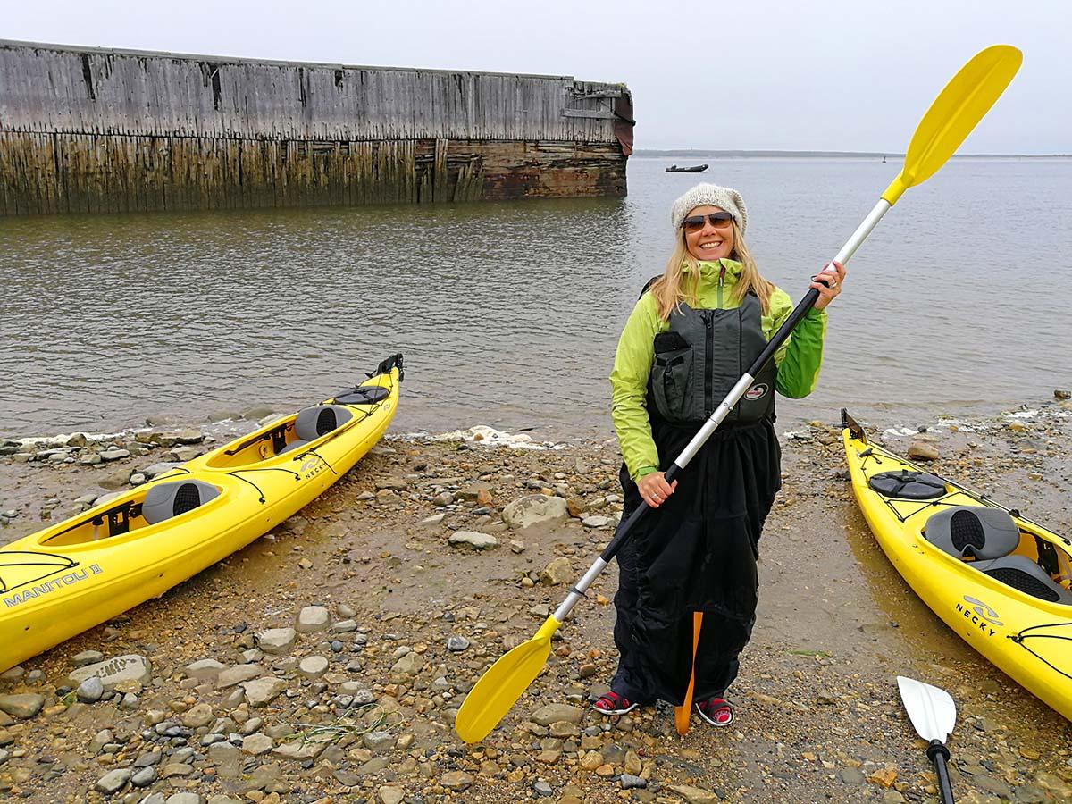 Churchill Northern Studies Centre - Kayak Ready