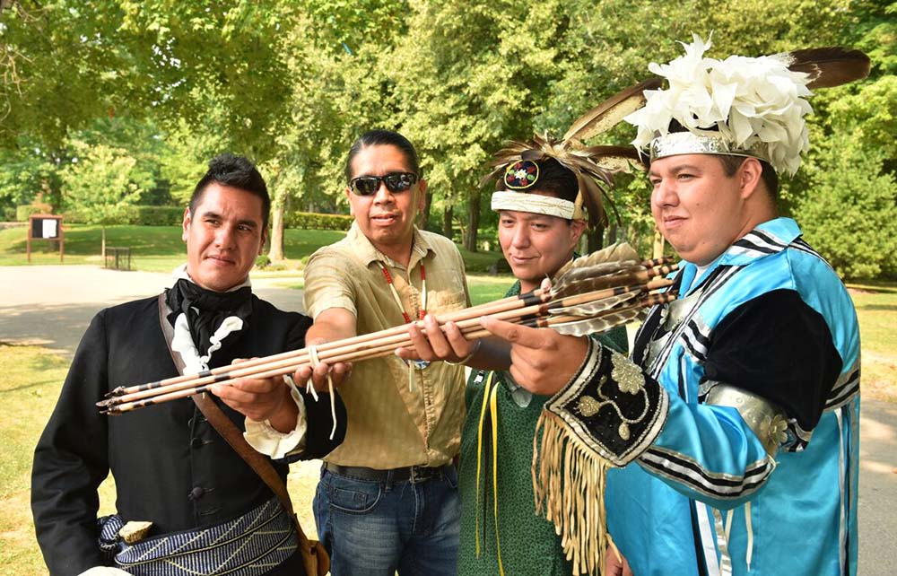 Indigenous Peoples in Niagara
