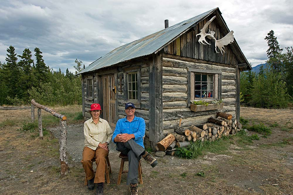 Kluane National Park, Yukon, Canada, Robin and Arlene Karpan