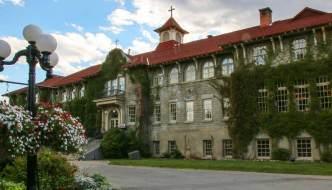 St. Eugene Resort and its Sad History