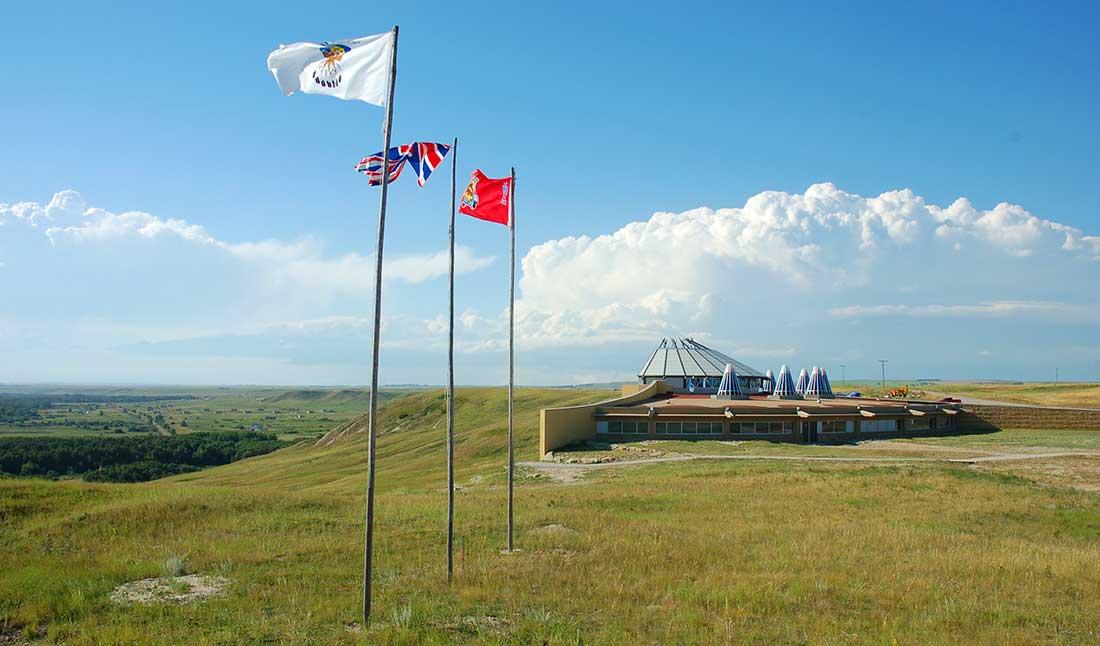Blackfoot Crossing Siksika Nation
