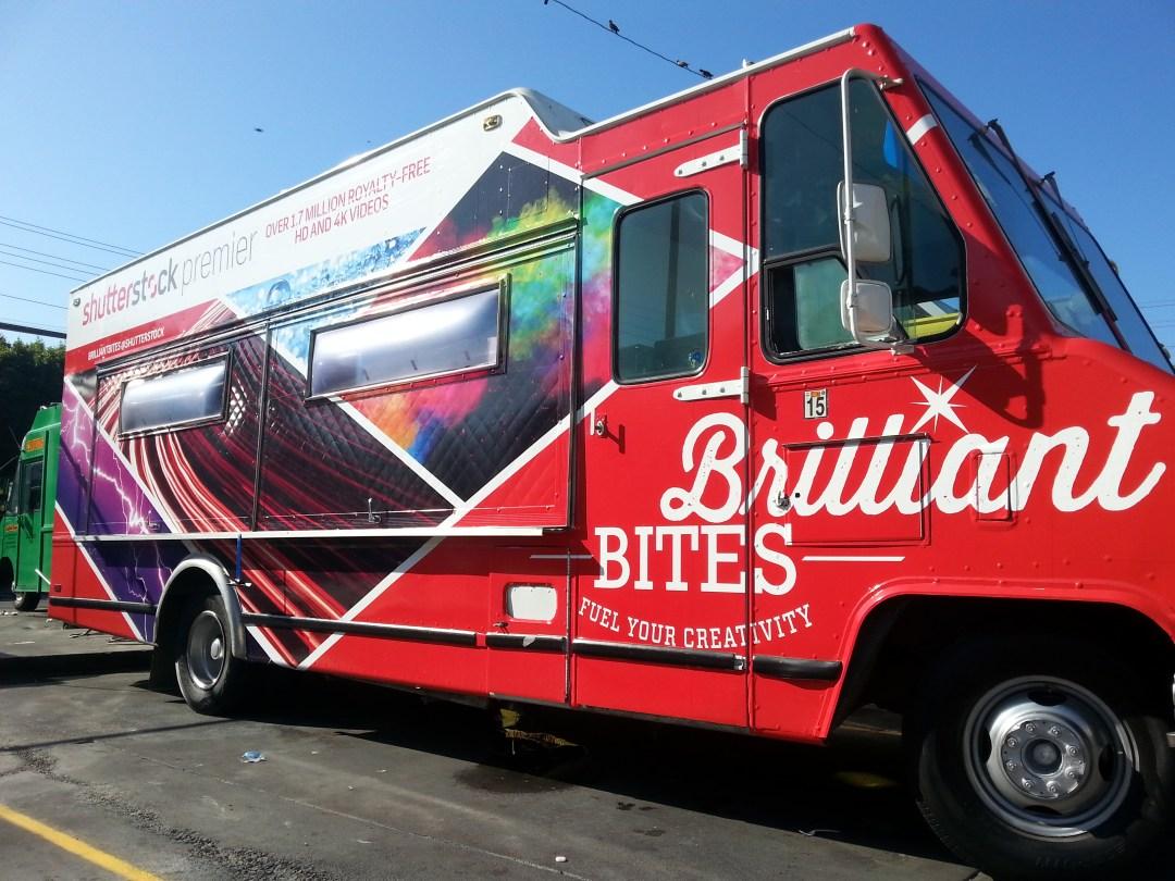 Shutterstock Food Truck