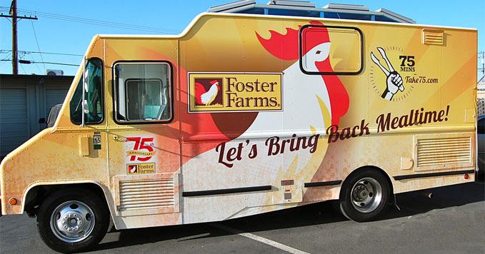 Petaluma Poultry Food Truck