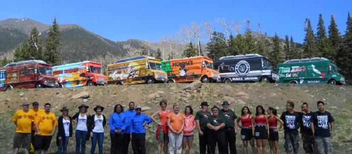 Great Food Truck Race