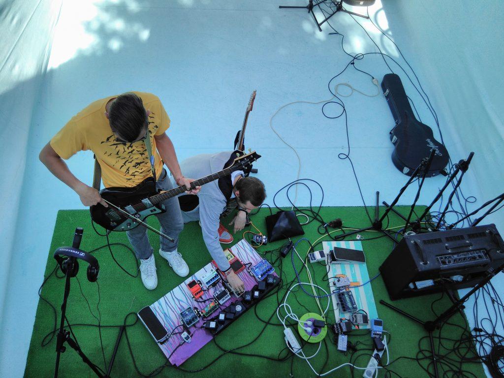 Studio d'enregistrement pas cher