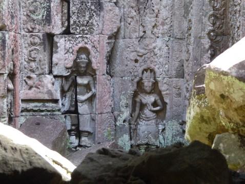 Found inside Preah Khan