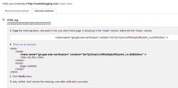 Add_Meta_Tag_to_your_Site_Homepage
