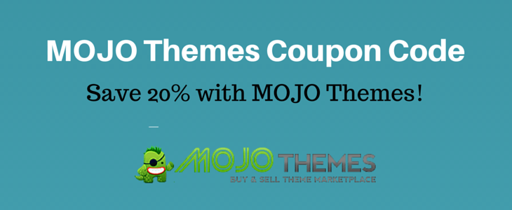 MOJO Themes Coupon Code (1)