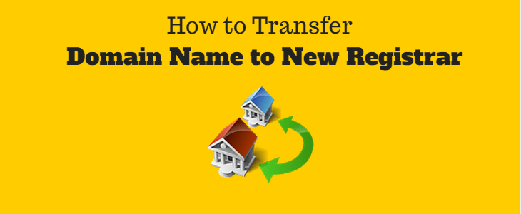 transfer domain name to new registrar
