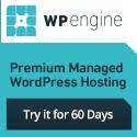 Wpengine managed WordPress hosting