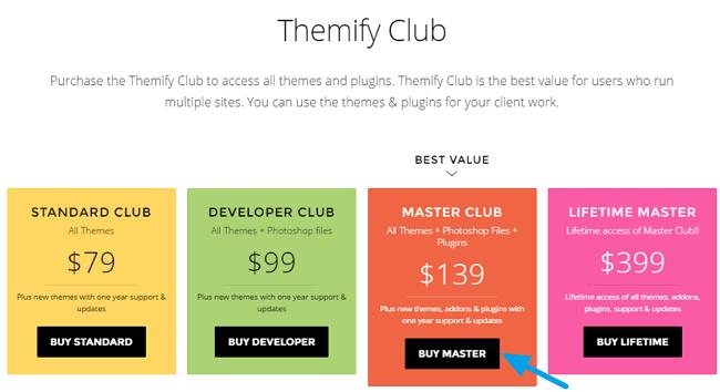 Themify Club