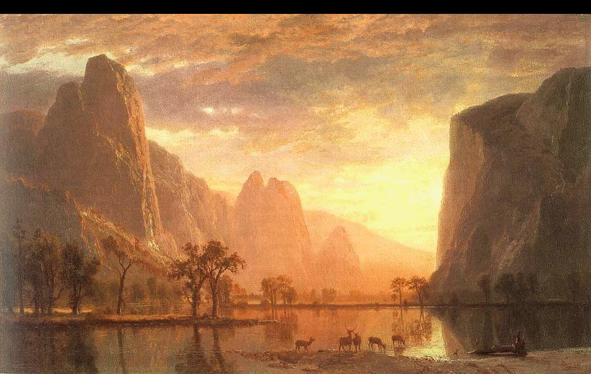 We need a Bierstadt on Barsoom... (3/6)