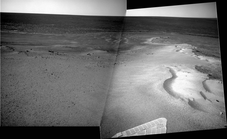 Opportunity is a ROVER again...! (4/6)