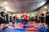 Road to Glory Training