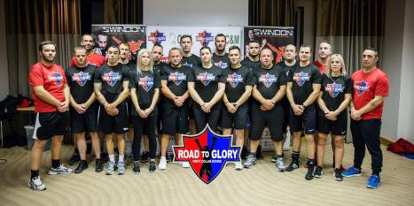 road to glory red team