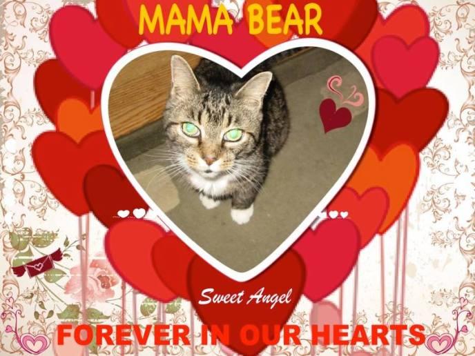 Mama Bear Angel