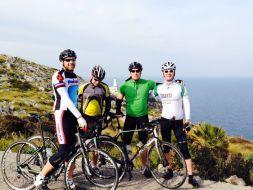 Weg nach Cap Formentor