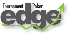Tournament Poker Edge
