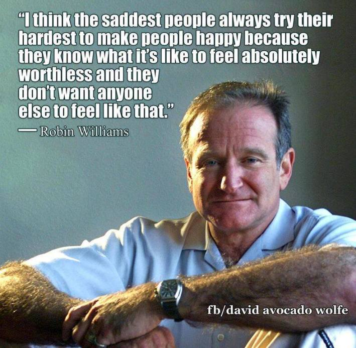 Robin Williams One Year After Passing Still Helping The Depressed