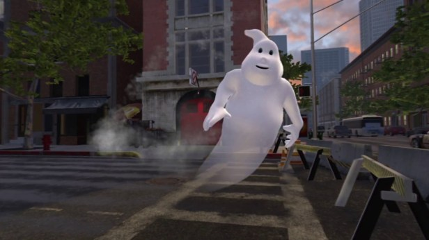 Image result for ghostbusters now hiring firehouse playstation vr