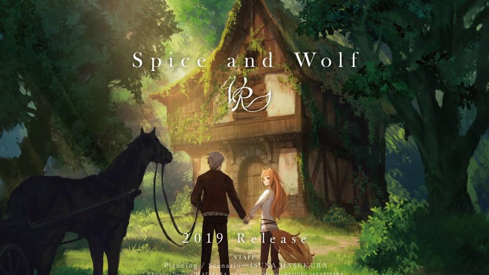 Resultado de imagen para Spice & Wolf vr