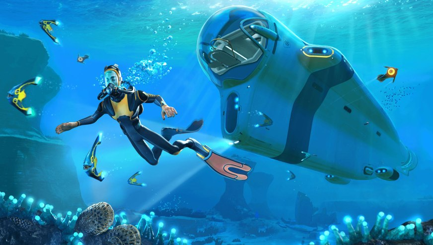 'Subnautica' is Now Free on Epic Games Store, Download ...