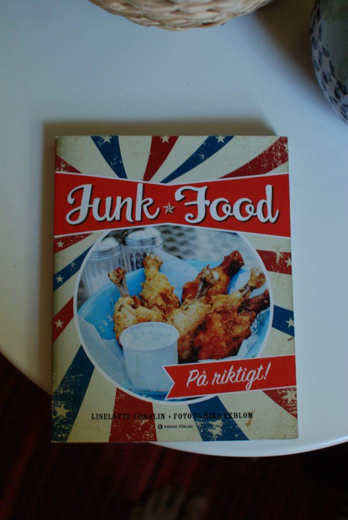 Kochbuch Junk Food på ritkigt