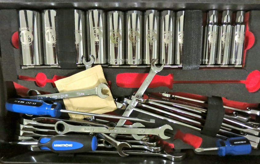 Armstrong Ratcheting Wrenches and Customer Service
