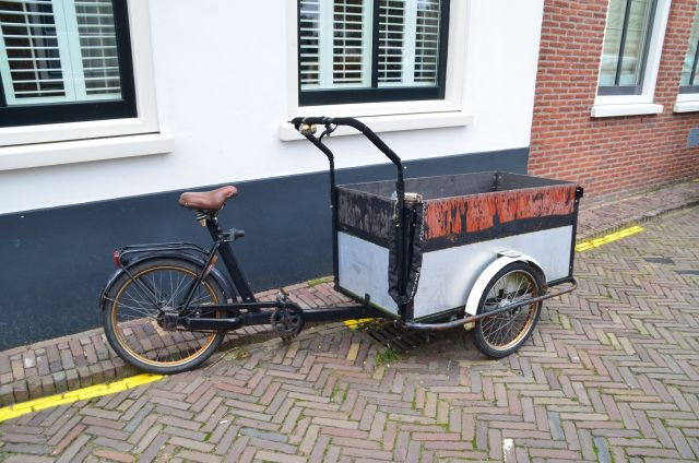 Un vélo à Naarden
