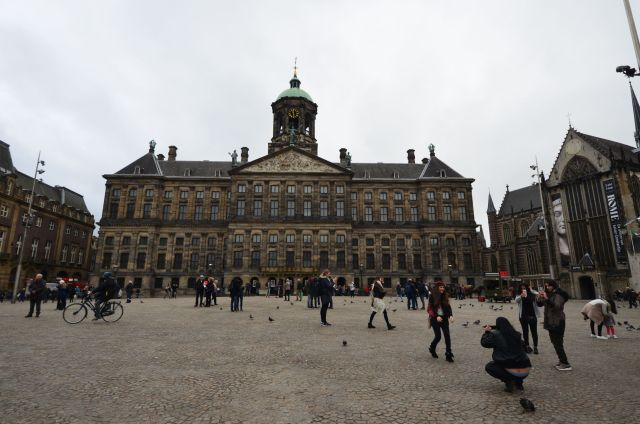 Palais royal (Paleis op de Dam) - Amsterdam