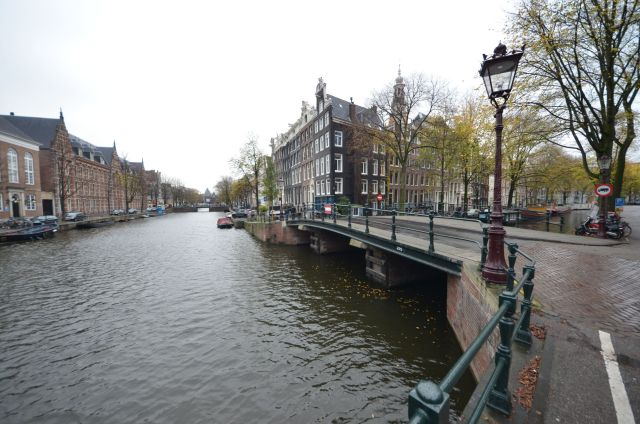 Rusland et Kloveniersburgwal - Amsterdam