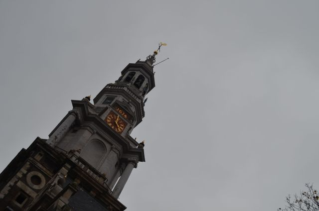 Clocher de Zuiderkerk - Amsterdam