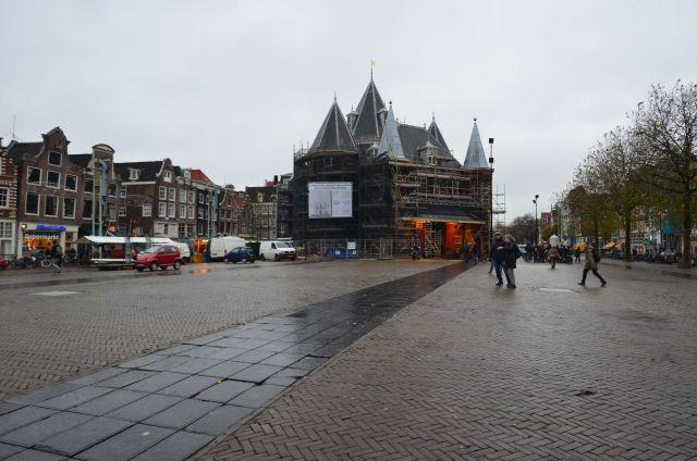 Le Waag - Amsterdam