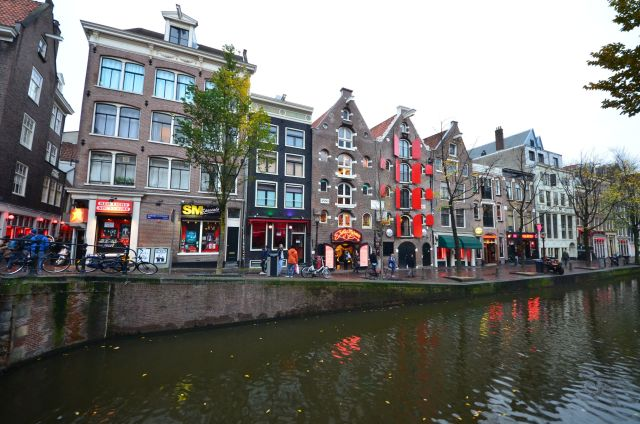 Le musée de l'érotisme - Amsterdam
