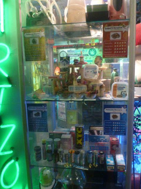 Boutique de champignons et autres substances - Amsterdam