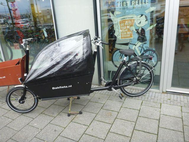 Magasin de vélos sur Europaboulevard - Amsterdam
