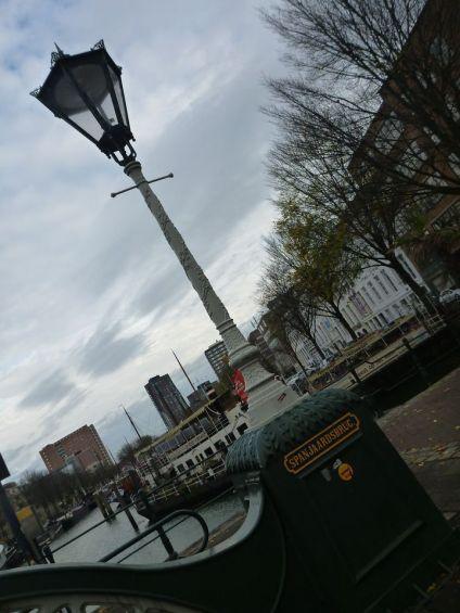 Vieux port - Oudehaven - Rotterdam