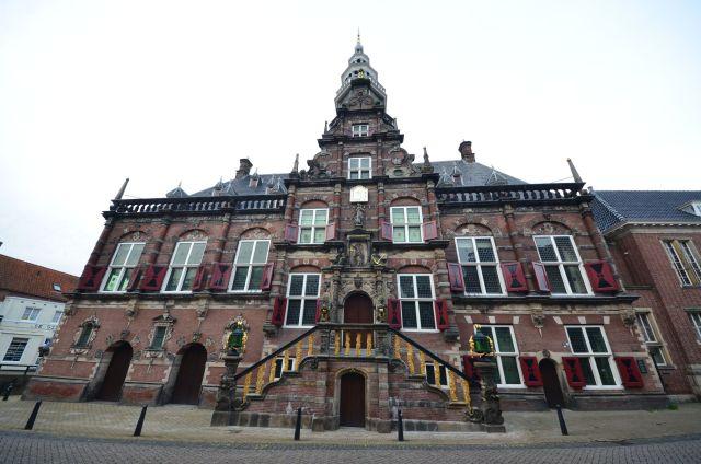 Hôtel de ville - Bolsward