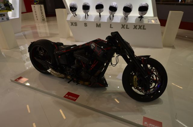 Salon de la moto