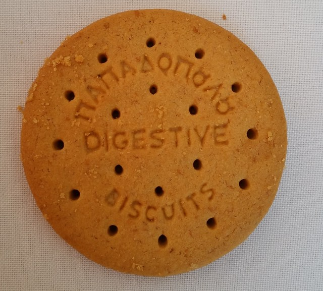 Un biscuit intriguant au petit-déjeuner