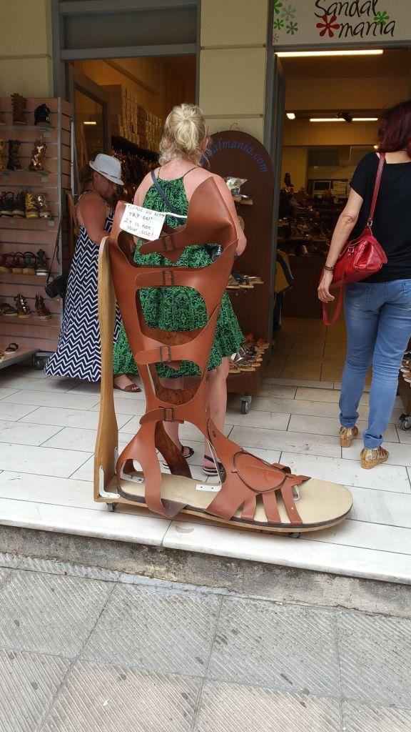 Ouh les belles sandales