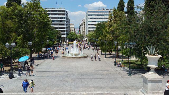 Place Syntagma - Athènes
