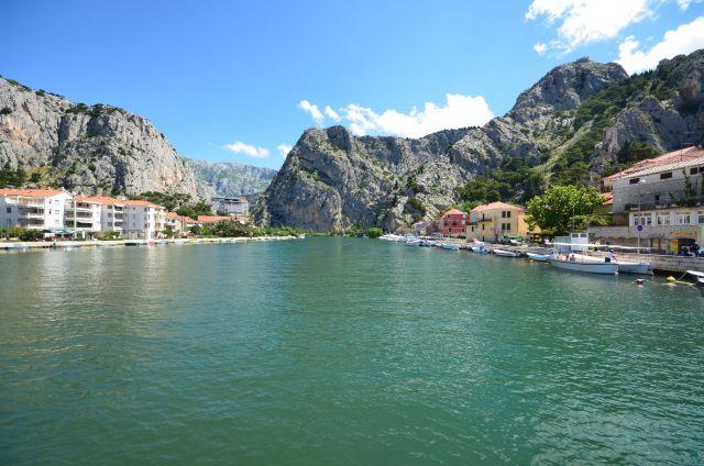 Omiš - Croatie