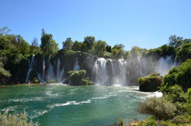 Chutes de Kravice - Bosnie-Herzégovine